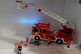 Camión de bomberos Playmobil 5362