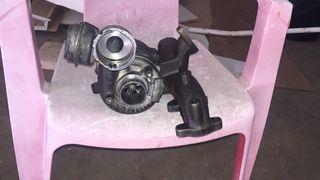 Turbo seat leon ¡para reparar!