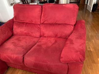 Sofa de 2 plazas.