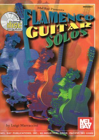 Libro de solos de Flamenco Guitart
