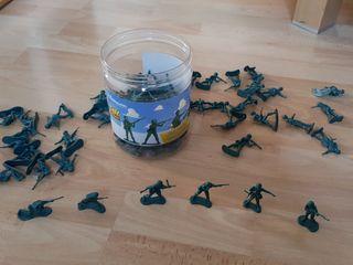 Cubo de soldados Toy story
