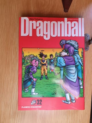 LOTE COMICS DRAGON BALL