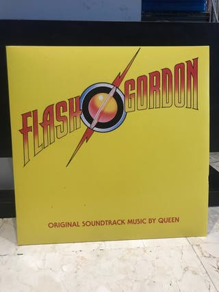 LP FLASH GORDON DISCO QUEEN VINILO
