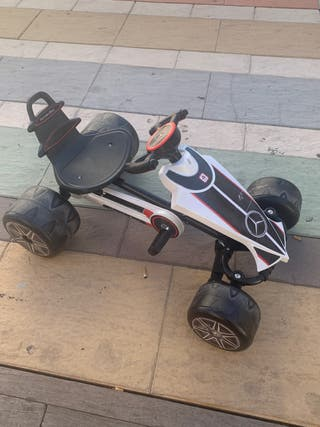 Quad a pedales