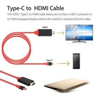 Cable USB-C a HDMI