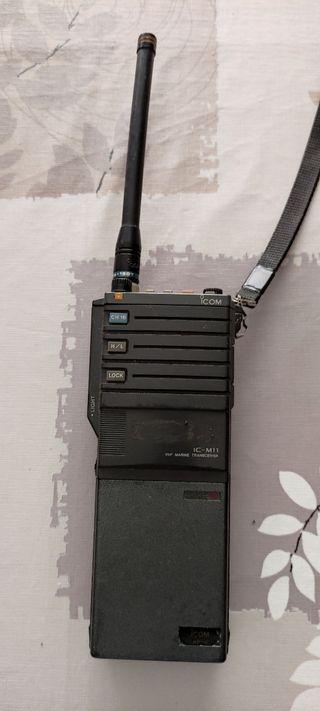 walkie I-COM. IC -M11