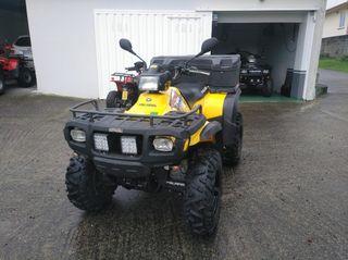 ATV quad Polaris Sportsman 400