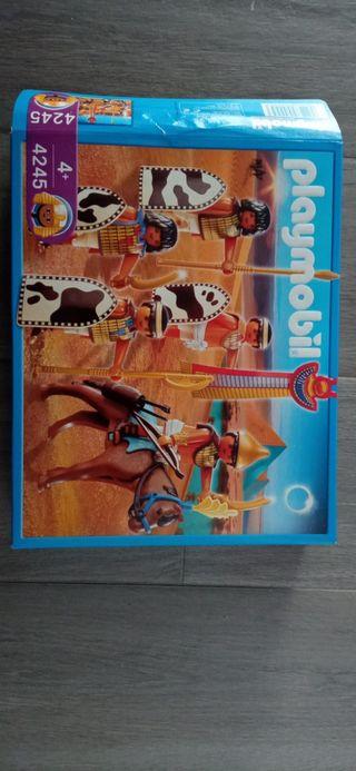 SOLDADOS EGIPCIOS PLAYMOBIL 4245