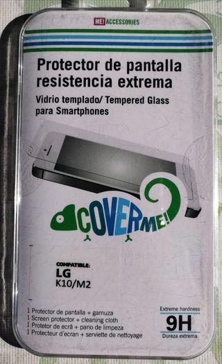 Protector de pantalla LG K10/M2 NUEVO