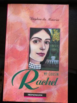 My cousin Rachel. Libro en inglés.