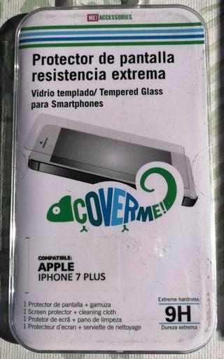 Protector de pantalla Iphone 7 Plus NUEVO