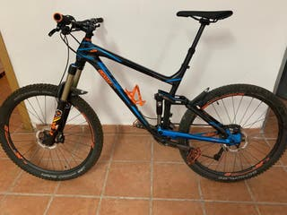 Bicicleta KTM MTB-Enduro Lycan 271 2016