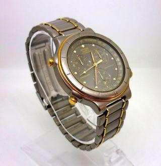 Reloj Citizen de titanio