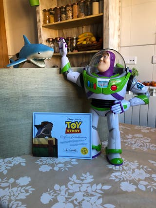 Shark toy story