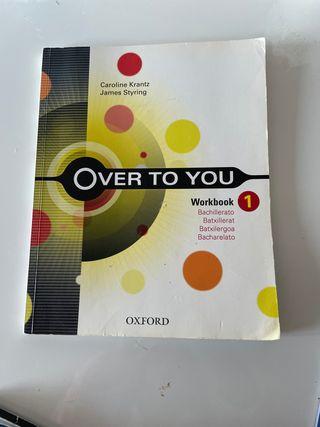 Libro inglés over to you 1