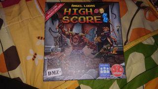 high score juego de mesa