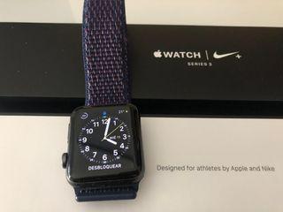 Apple watch serie 3 Nike+ 42 mm gps
