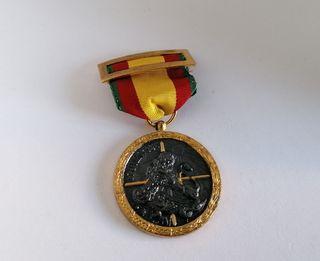 Medalla de la campaña (Retaguardia)