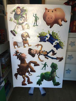 Pegatinas Toy Story