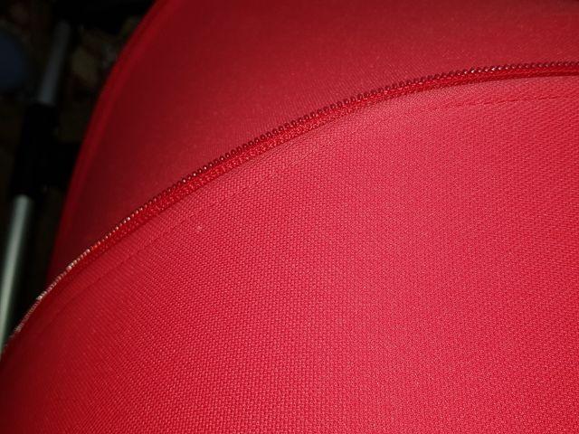 capota roja extensible bugaboo bee 3