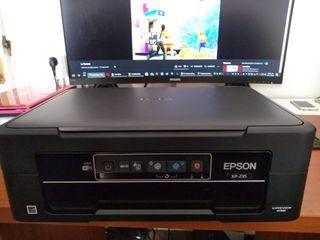 EPSON XP 235 2 DISPONIBLES CARTUCHOS AGOTADOS