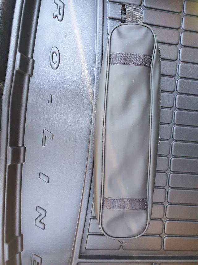 Bolsa maletero original de Mercedes. Nuevo.