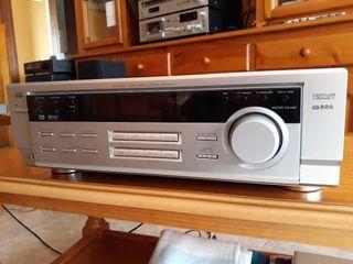 amplificador receiver jvc rx-7012r