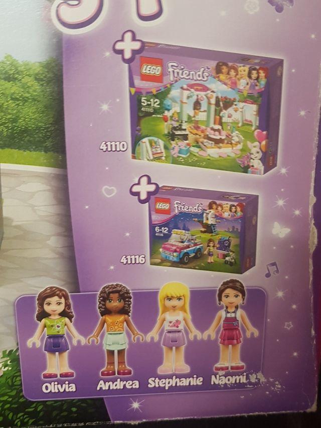 LEGO FRIENDS 66539 + LEGO STAR WARS 75172