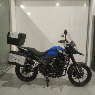 Macbor Montana XR1 125cc