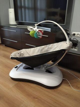 Mecedora para bebés Rockaroo eléctrica