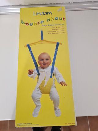 Saltador bebé