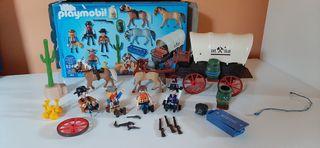 Western de Playmobil 5248