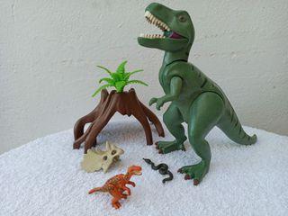 4171 Playmobil dinosaurio