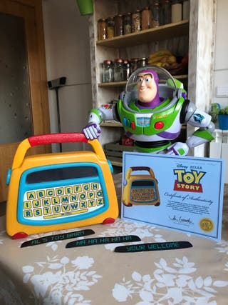 Mr. spell toy story