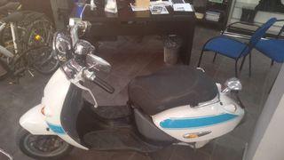 Aprilia Habanna Custom 49cc