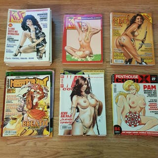 50 cómics eroticos, manga, anime