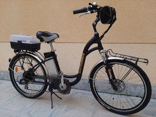 Bicicleta electrica sixth century.