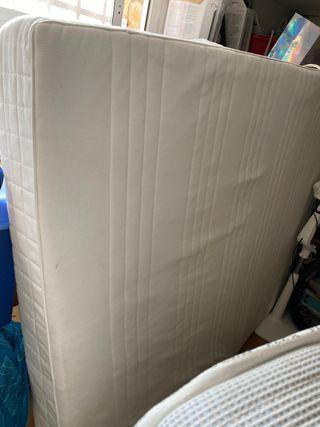 Colchón de 1,60 ikea