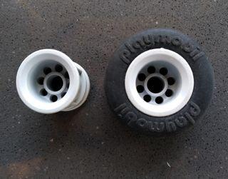 Playmobil neumático grande antiguo