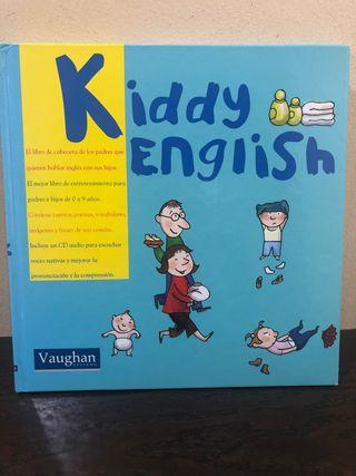 Libro Kiddy English con CD