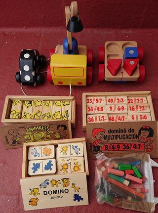 juguetes juegos madera mesa figura ocio lego