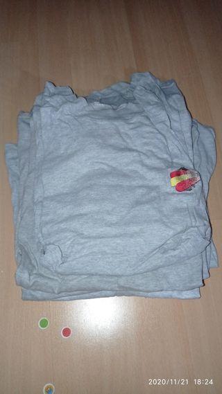 camiseta de deporte militar