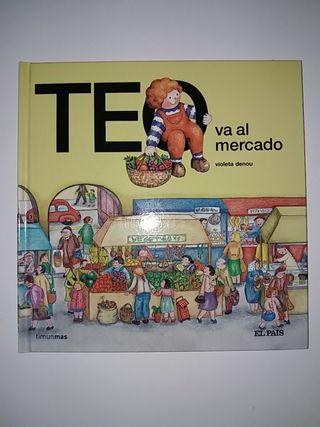 Teo va al mercado.
