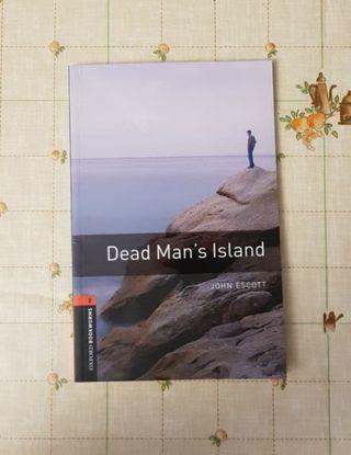 Libro en inglés Dead Man's Island