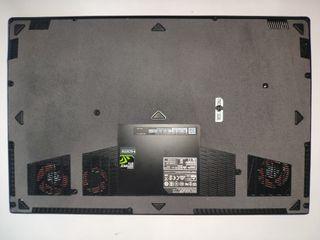 Portátil gaming MSI Stealth Pro GS63VR 7RF-634XES
