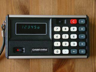 Casio MINI CM-602