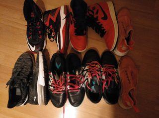 zapatillas Adidas, Nike