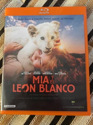 Mia y el Leon Blanco -BluRay