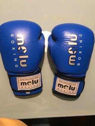Guantes de boxeo profesionales