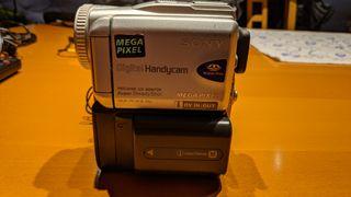 Cámara Sony Handycam DCR PC101E PAL